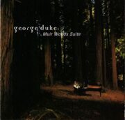 George Duke - Muir Woods Suite Feat. Stanley Clarke  /  Cd 1  Warner Usa