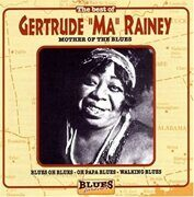 "Gertrude ""Ma"" Rainey - Mother Of The Blues - -  /  Cd 1  Blues Forever Import"