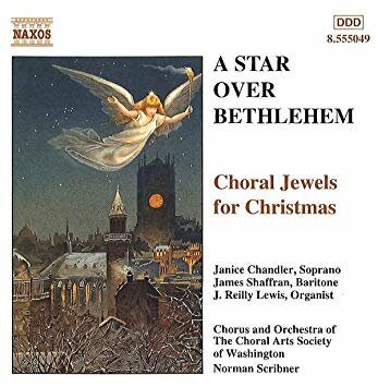 Christmas Star Over Bethlehem - Choral Jewels For Christmas -   /  Cd 1  Naxos Import