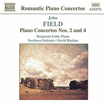 Field - Piano Concertos Nos. 2 And 4  -   /  Cd 1  Naxos Import