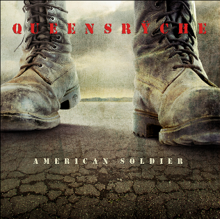 Queensryche - American Soldier  /  Cd 1  Warner Usa
