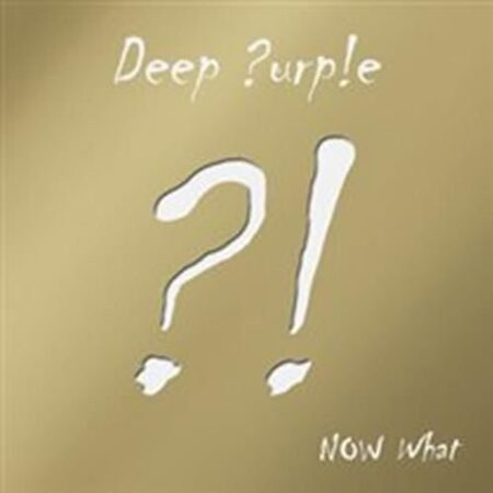 Deep Purple - Now What?! Limited Gold Edition  /  Cd 2 2013 Spv Germany