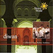 Rabita Andalusa - Diwan. Music From Morocco With Islamic Sufi Tradition  /  Cd 1  Naxos Import