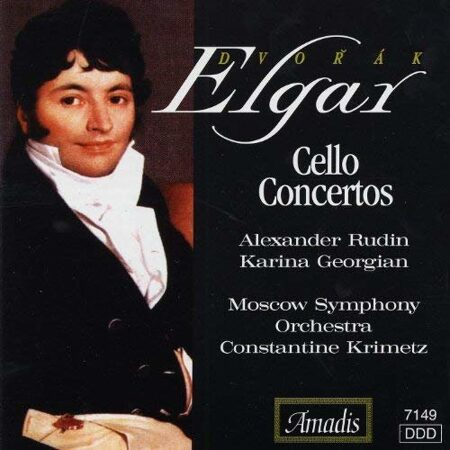 Dvorak / Elgar - Cello Concertos  -   /  Cd 1  Amadis Import