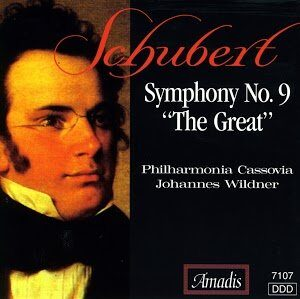 "Schubert - Symphony No. 9, ""Great""  -   /  Cd 1  Amadis Import"