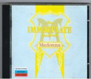 Madonna - The Immaculate Collection   /  Cd 1 1990 Танцевальный Рай Russia