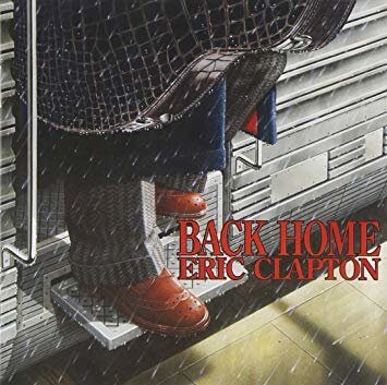 Eric Clapton - Back Home  /  Cd 1 2005 Warner Germany