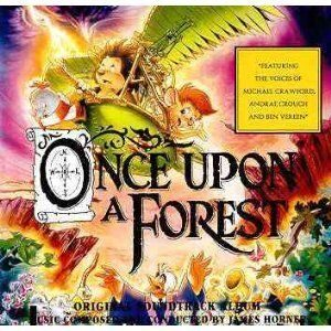 James Horner  - Ost / Once Upon A Forest  /  Cd 1 1993 Fox Usa