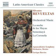 Revueltas - Orchestral Music  -   /  Cd 1  Naxos Germany