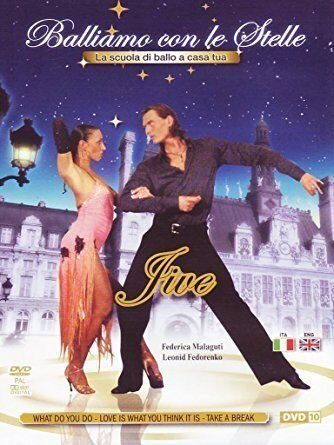Balliamo Jive - Dance Lessons  -   /  Dvd 1  Azzu Import