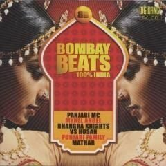 Bombay Beats 100% India (19 Tracks) - Panjabi Mc / Mykel Angel / Mathar  /  Cd 1  Digidance Import
