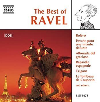 Ravel - (The Best Of)  -   /  Cd 1  Naxos Germany