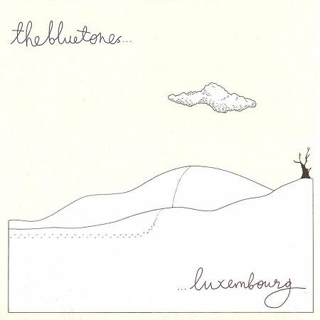 Bluetones            - Luxembourg      /  Cd 1  Cookcd Import
