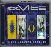 Alphaville - First Harvert 1984-92  /  Cd 1 1992 Никитин Russia