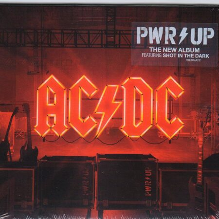 Ac/Dc - Power Up*Бронь!!  /  Cd 1 2020 Sony Germany