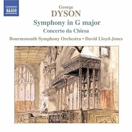 Dyson - Symphony In G Major  -   /  Cd 1  Naxos Import