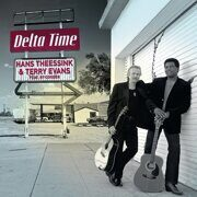 Hank Theessink & Terry Evans Feat. Ry Cooder - Delta Time  /  Cd 1 2012 Blue Groove Import