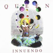 Queen - Innuendo  /  Lp 2 2015 Universal Germany