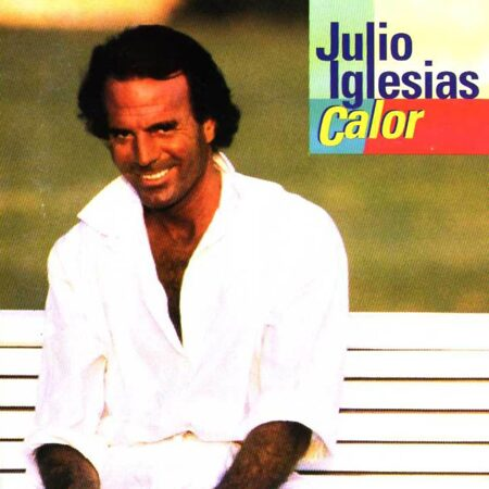 Julio Iglesias - Calor  /  Cd 1 1992 Sony   Austria