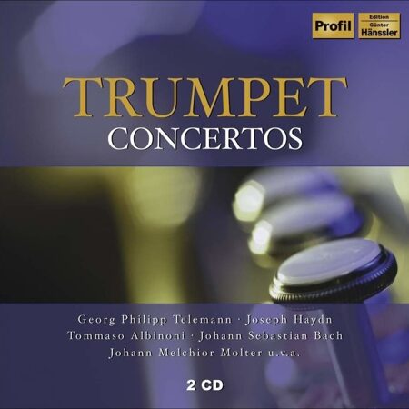 V/A - Trumpet Concertos -   /  Cd 2  Profiledition Import
