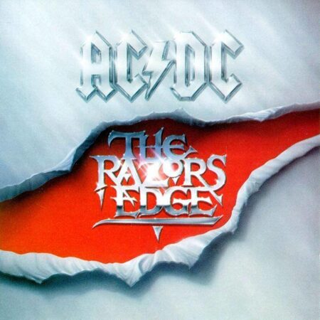 Ac/Dc - The Razor'S Edge*Бронь!!  /  Cd 1 18.04.2003 Sony Eu