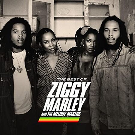 Ziggy Marley  - The Best Of  /  Cd 1 2008 Emi Import