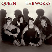 Queen - Works  /  Cd 1 1984 Hollywood Records Usa