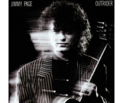 Jimmy Page - Outrider  /  Cd 1 1988- Geffen Import