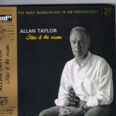 Allan Taylor - Colour  To The Moon Без Obi  /  Xrcd 1 2000 Stockfisch Japan/Hong Kong