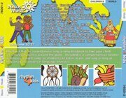 World Rhythm 4 Kids - Sing-A-Long - Сборник Этнических Релизов Лэйбла  /  Cd 1  Naxos Germany