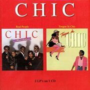 Chic - Real People/Tongue In Chic  /  Cd 1 1980/1982 Wounded Bird Usa