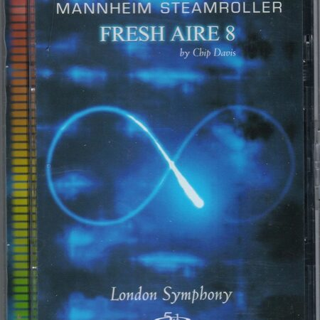 Mannheim Steamroller - Fresh Air 8 By Chip Davis  /  Dvd-Audio 2 2001 American Gramaphone Usa