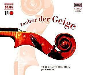 Zauber Der Geige (Boxed Set) (Cd 3) -   /  Cd 3  Naxos Import