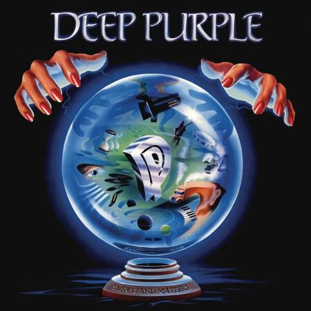 Deep Purple - Slaves And Masters  /  Cd 1 1999 Bmg Germany