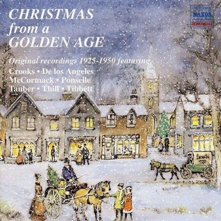 Christmas From A Golden Age (1925-1950)  -   /  Cd 1  Naxos Import