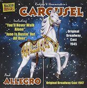 Rodgers Carousel, Allegro (Musicals) (Cd 1) -   /  Cd 1  Naxos Import