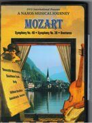 Mozart  - Symphonies Nos. 40 And 28  -   /  Dvd 1  Naxos Import
