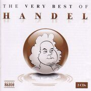 Handel - The Very Best Of -   /  Cd 2  Naxos Germany