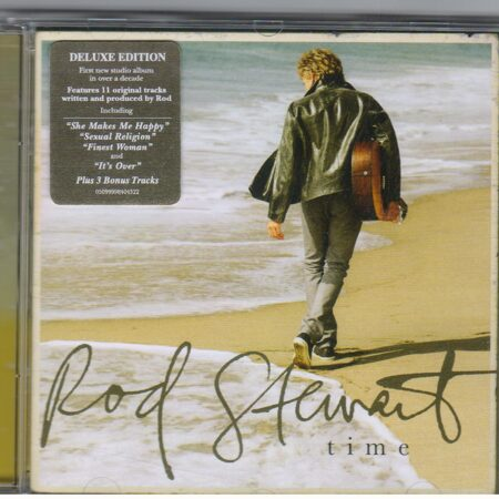 Rod Stewart - Time  /  Cd 1  Capitol Eu