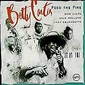 Betty Carter Geri Allen Dave Holland Jack Dejohnette - Feed The Fire  /  Cd 1 1994 Verve Germany