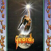 Geordie - Save The World  /  Cd 1 2008 7Ts Records Uk