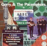 Gerry & Pacemakers - At Abbey Road  /  Cd 1 1963-66 Emi Recos (Uk) Nl