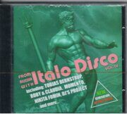 V/A From Russia With  Italo Disco Vol.4 -   /  Cd 1 2012 Sp Records Russia