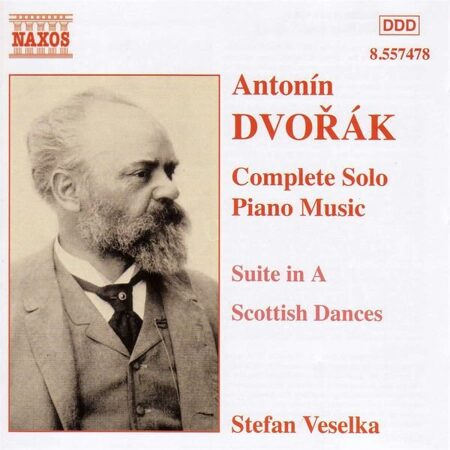 Dvorak - Suite In A Major, Op. 98 / Scottish Dances, Op. 41 -   /  Cd 1  Naxos Import